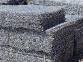 铅丝石笼,钢丝网镀锌,高尔凡雷诺护垫,石笼格宾