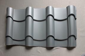 厂家推荐彩钢仿古琉璃瓦(所有型号及配件)