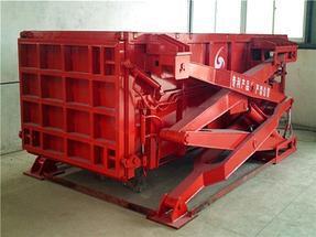 YJC400B垂直式垃圾压缩站