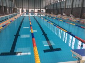 承接全国各种室内外恒温游泳池工程