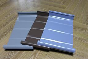 铝镁锰材质金属屋面高立边系统