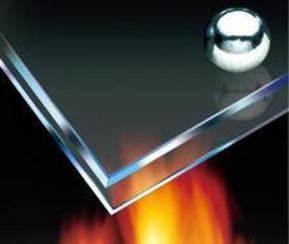 防火玻璃,铯钾防火玻璃