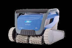 新款 海豚全自动泳池吸污机 M600 型号:M600