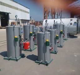 30万大卡甲醇燃气采暖锅炉