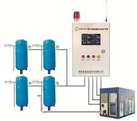 供應山西空壓機風包超溫保護裝置壁掛式一控四
