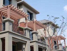 塑木廊架陕西生产厂家,木塑花架材料更耐用