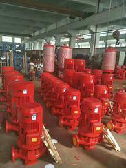 消防泵(北京)XBD4.0/15G-L消火栓泵