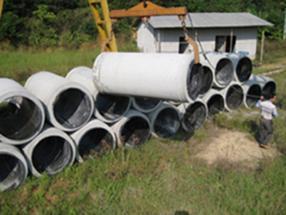 水泥排水管 排水开挖管 水泥离心管
