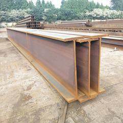 HE180A欧标耐低温热轧H型钢质量改善
