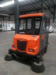 新式电动扫地车