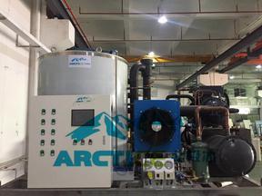东莞北极冰日产20吨大型制冰机 工业片冰机厂家直销