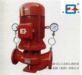 XBD-CZL立式消防泵组