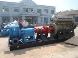 宇诺抽砂泵柴油机机组