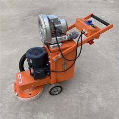 电动环氧地面研磨机 地面研磨机械 小型手扶无尘研磨机 打磨机环保无尘手推地面打磨机