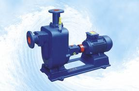 ZW ZX型自吸排污泵