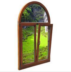 断桥铝型材门窗实木门窗