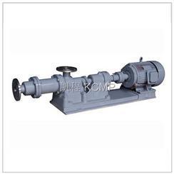 I-1B 1.5寸型螺杆泥浆泵
