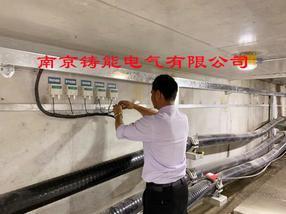 电缆隧道监控系统施工