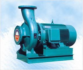 卧式空调循环水泵 冷却水泵
