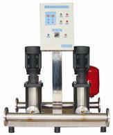 变频调速恒压供水机组