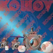 KOWOV陶瓷球阀-不锈钢硬密封陶瓷球阀