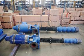 立式长轴泵立式深井泵长轴深井泵