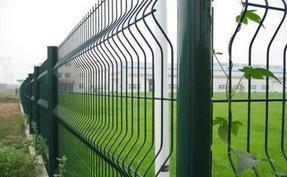 (设计独特)三角折弯护栏网
