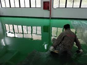 惠州环氧地坪施工 祯华化工质量第一