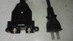 PSE认证12A 15A 7A磁性插头 日规磁性插
