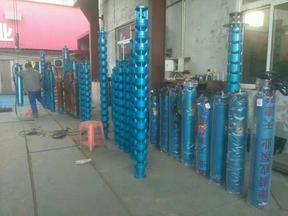 天津热水深井泵节能-大功率深井潜水泵材质