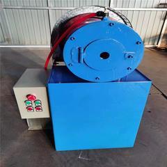 扣压机 缩头机 缩管机  打头机 钢管缩口机   液压脚手架缩管机