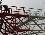 成都钢结构大桥除锈刷漆