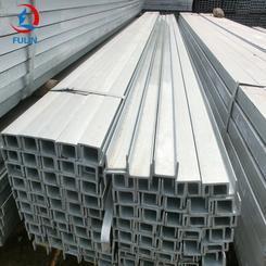 机械制造用热轧低合金槽钢 Q345B国标槽钢