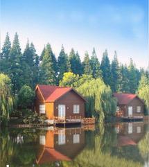 森泰雅致专业木结构承包 木楼设计 多年施工经验
