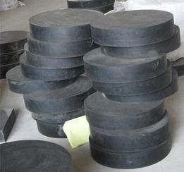 GYZF4圆形四氟滑动橡胶支座 521硅脂油专业供应