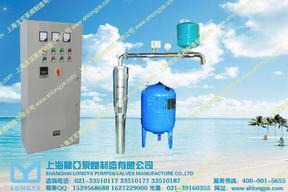 LYBSJW别墅加压无声管中泵 无负压管中泵设备(单泵型)