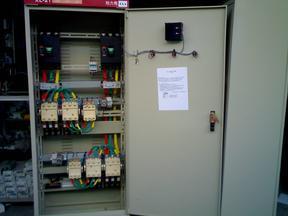 水泵电机变频器软启动星三角降压启动柜