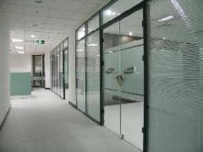 石家庄办公楼办公室装修效果图装修方案