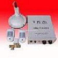 沟槽式公厕节水感应冲便器(SCB-1)