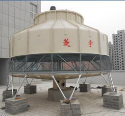 河南圆形逆流式冷却塔