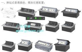 广州博奥多功能桌面信息盒