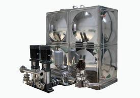 箱式管网叠压供水设备北京麒麟公司
