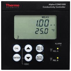 Alpha CON1000 电导率控制器 / Alpha RES1000 电阻率控制器