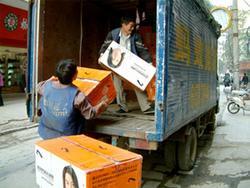 深圳吊装公司-起重吊装-机械吊装深圳搬厂深圳搬迁公司20090310