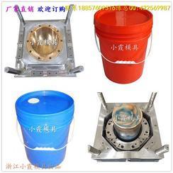 台州塑胶注塑模具方桶模具厂家地址