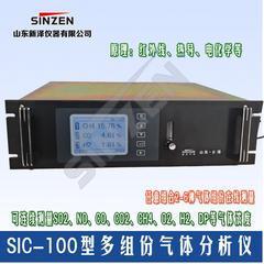 新泽在线多组份(参数)气体分析仪生产厂家