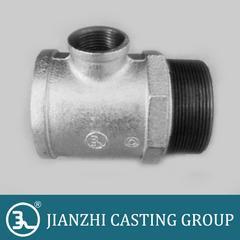 建支管件内外丝三通三变三通侧大三通衬塑管件沟槽管件