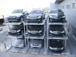 厂家直销垂直升降类停车设备