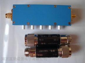 50-75欧F阻抗转换器