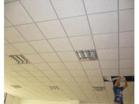 苏州昆山矿棉板吊顶